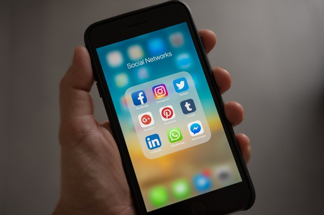 Social media use is at an all-time high and growing