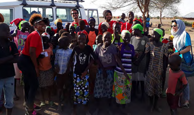 Every Little Thing Makes a Difference: How Moi University Students Are Working With Local Communities to Achieve a Better Tomorrow