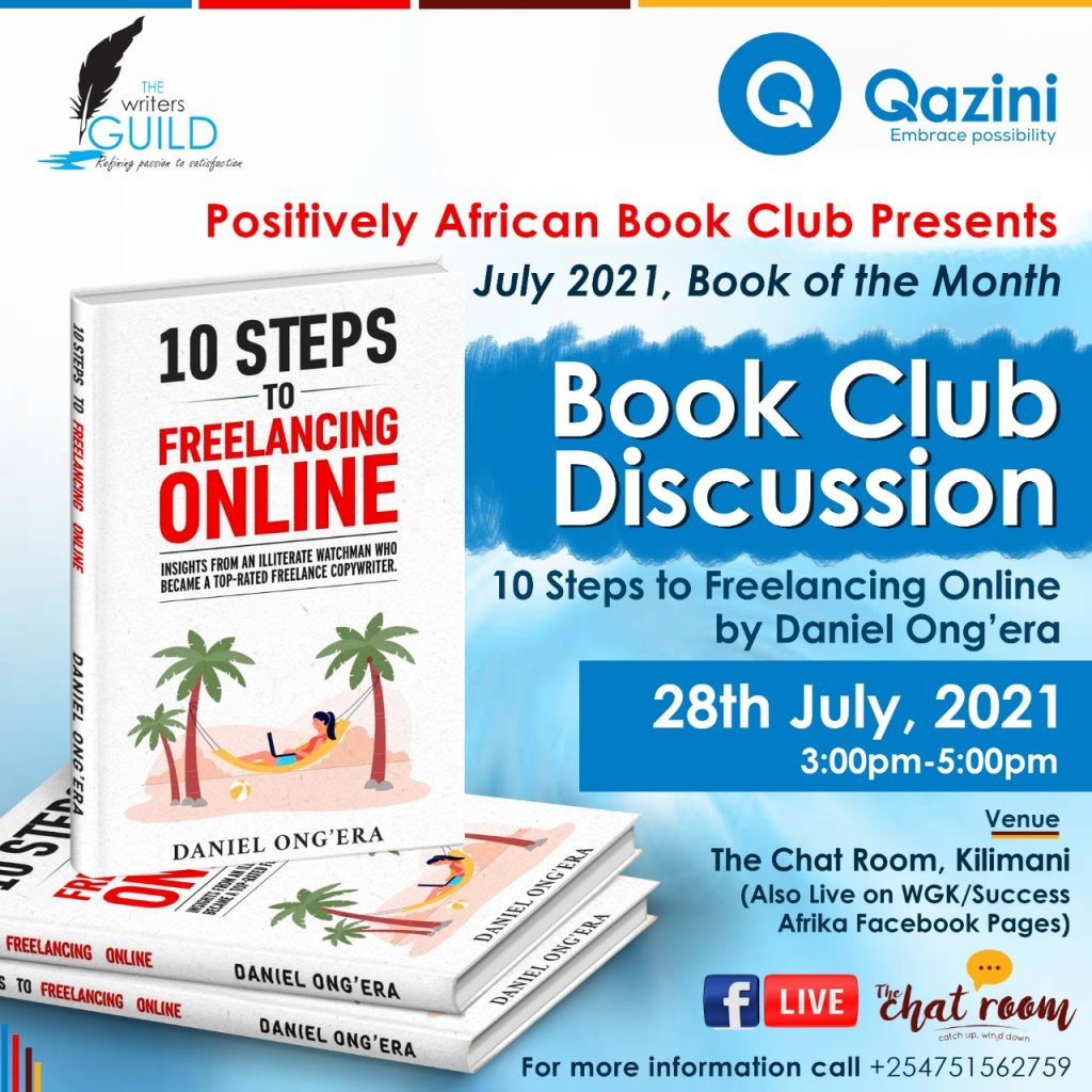 Positively African Book Club