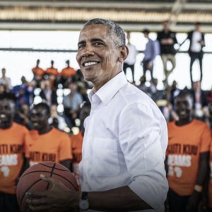 How Obama's Backing for NBA Africa Venture Could Boost Basketball on The Continent