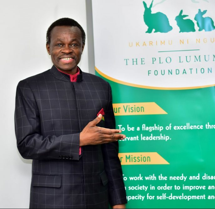 """""""Never Say Die"""", Professor PLO Lumumba on Planting Trees Under Whose Shade We Do Not Expect to Sit"""